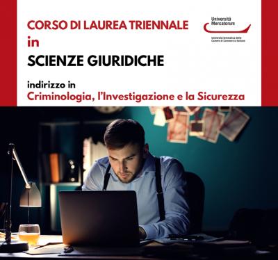 Scienze Giuridiche Criminologia Pegaso