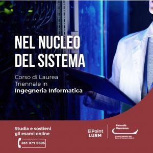 Ingegneria Informatica Mercatorum Ei-Point Lusm