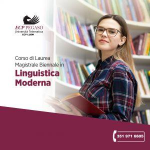 linguistica moderna Pegaso