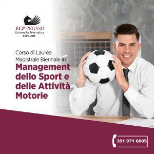 Management dello Sport Pegaso ecp Lusm