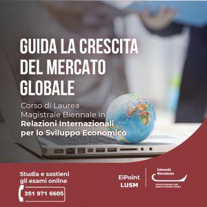 relazioni internazionali mercatorum