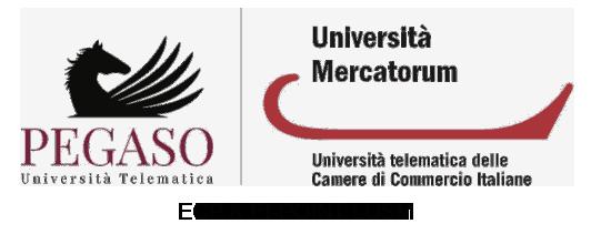 Università Pegaso Ecp Lusm Logo